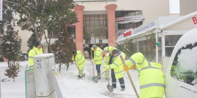 1 13 660x330 - Kar mücadelesi devam ediyor