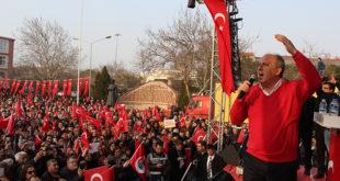 'Sandık devletten kurtul illetten'