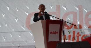 """Genel Başkan Kılıçdaroğlu: """"Bu Bir Huzur Hareketidir"""""""