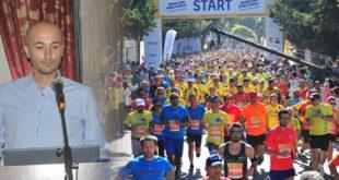 Maratonda hedef; 10 bin kişi