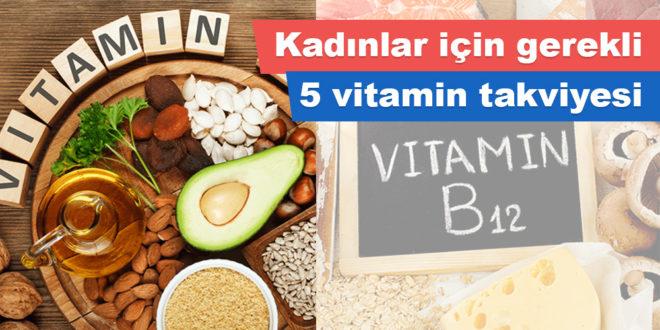 Kadınlar için gerekli vitaminler 93