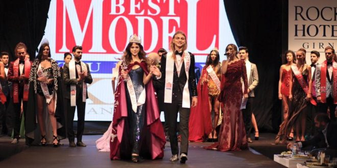 Türkiye'yi Çanakkale güzeli temsil edecek