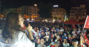 """Karadağ'dan CHP'ye """"faşist"""" tepkisi"""