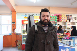 Ders Arası Türkü Ziyafeti