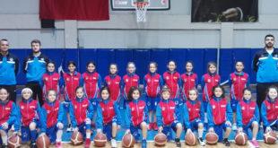 Kız basketçilerin sayısında 8 kat artış