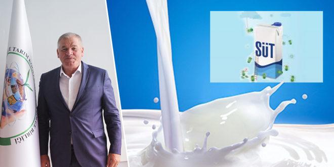 Süt artık izinle satılıyor