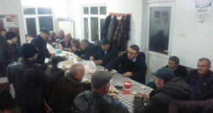 CHP Merkez İlçe'den Geleneksel Pilav Günü
