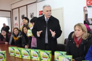 Belediye'den Destek Milli Eğitim'den Köstek