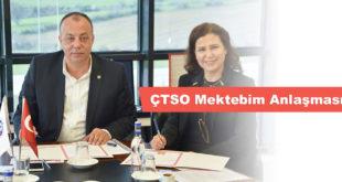 ÇTSO Mektebim Anlaşması