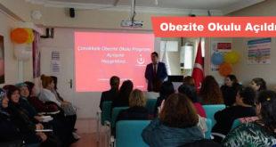 Obezite Okulu Açıldı
