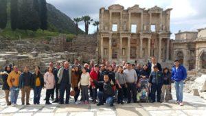 Kültür Gezileri Yoğun İlgi İle Sürüyor