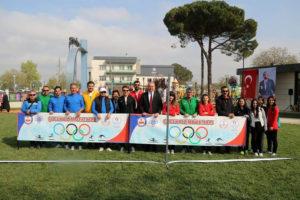 Bigalı Çocuklarda Olimpiyat Coşkusu