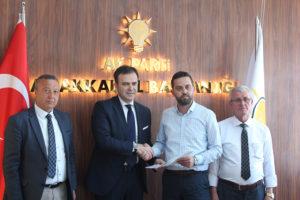 AK Parti'nin İlk Adayı Timur Ay