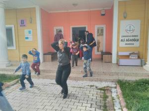 3-6 Yaş Grubuna Afet Bilinci Eğitimi