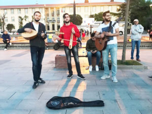 O Ses'ten Çanakkale'ye