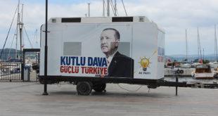 Erdoğan Kordon'a demirlendi