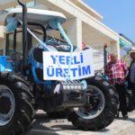 Yerli malı traktör