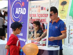 Öğrenme Şenliklerinde AFAD Farkındalığı