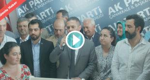 AK Parti'de Jülide İskenderoğlu Heyecanı