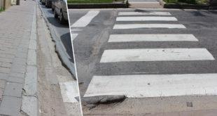 Deforme asfalt