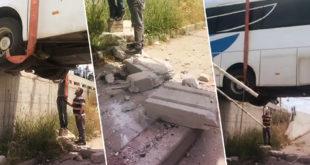 Otogarda Felakete Ramak Kaldı