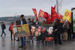"""""""Üç fidan'a sözümüz: Devrim ve sosyalizm"""""""