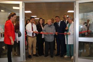 Yeni Hastaneye Yeni Kütüphane