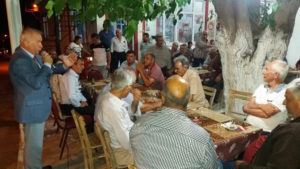 """Ferman Padişahınsa, Kazdağları Bizimdir"""