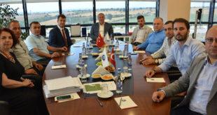 MHP'li Yalçın'dan ÇTSO Ziyareti