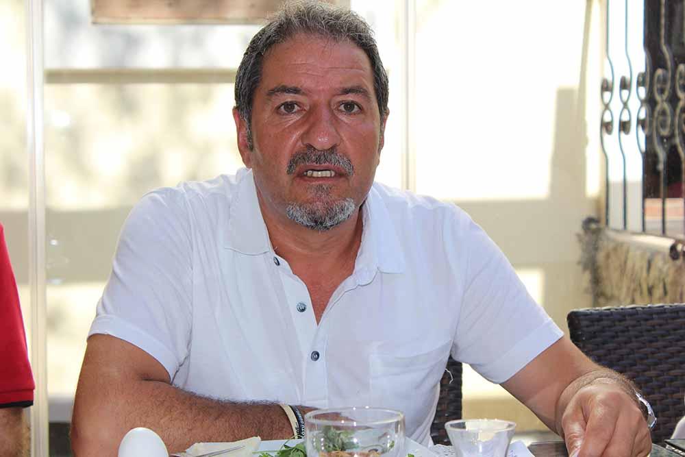 Eğitim İş Çanakkale Şube Başkanı Ahmet Mantaş