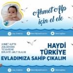 Biga Tso'dan Ahmet Alp Bebek İçin Yardım Gecesi